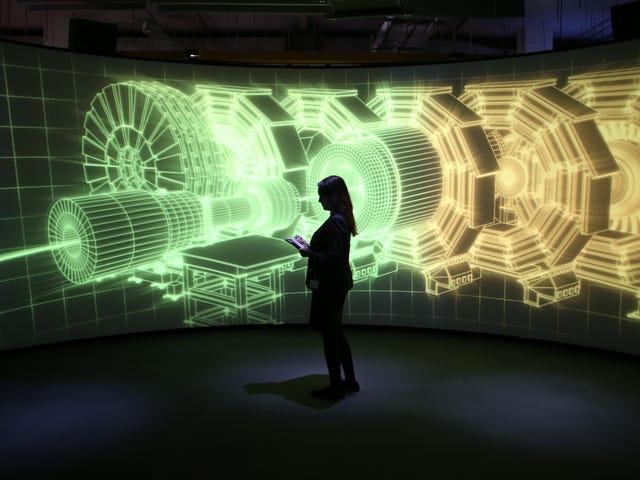 CERN vill ha konstnärer och arkitekter som arbetar tillsammans med sina fysiker