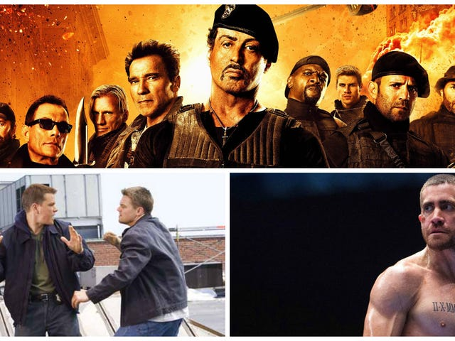 Movie Stars Who Play Badasses Who Might Actually Be Badasses, Ranked
