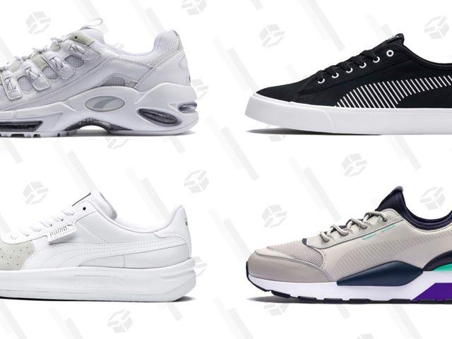 Cómprate unos sneakers nuevos de PUMA con el 20%