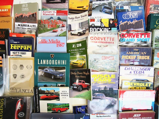 The Jalopnik Race Car Book Club Is Finally Coming Back!