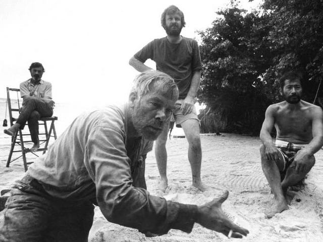 Lee Marvin Shoots From The Hip