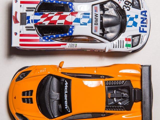 Η McLaren τη Δευτέρα