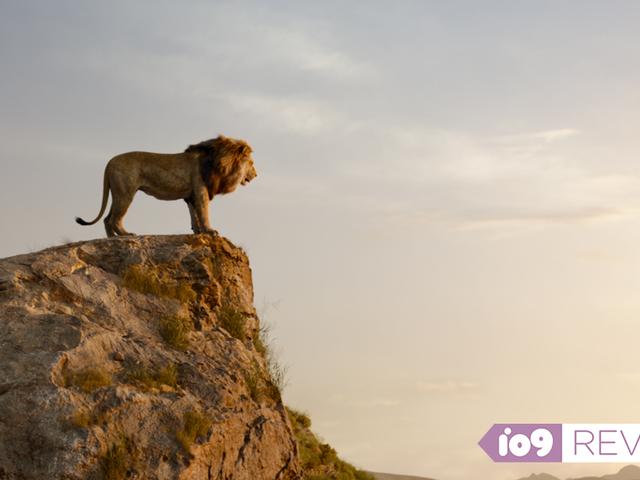 Lion King är en underbar men helt onödig återförsäljning