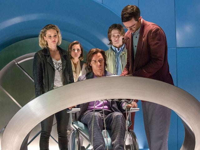WTF WasX-Men: Apocalypse's End Credits Scene All About?