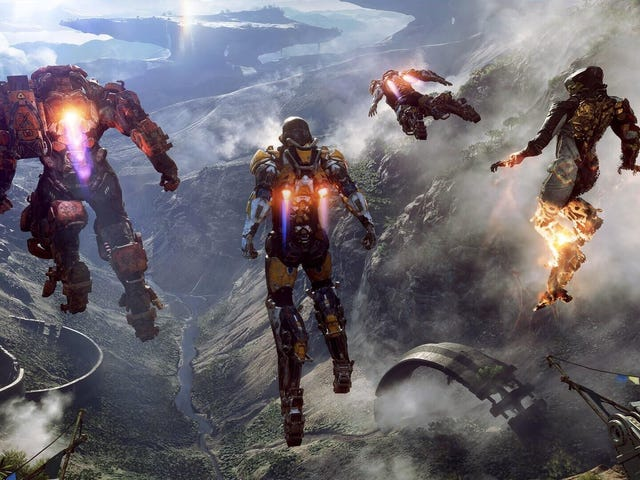 BioWare Doubles Down On Anthem As Pressure Mounts