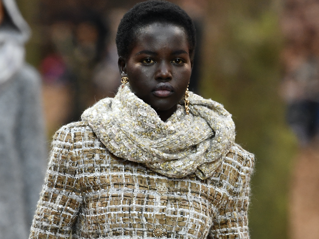 Paris Fashion Week: Chanel and McQueen Give Us a Contrast in Modern Classics