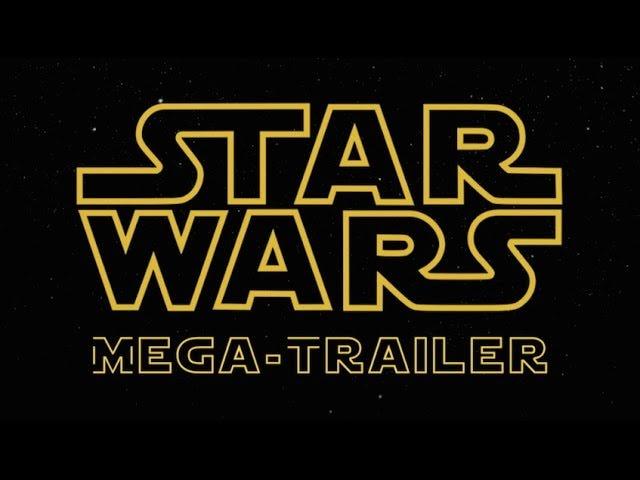 Star wars.  Den ultimative trailer.