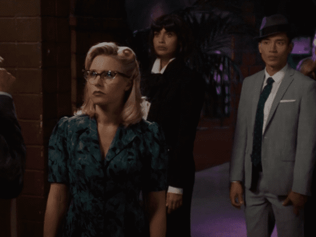 The Good Place Gives Us Swearing, Moral Particularism, and JORTLES!