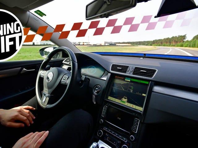 La plupart des acheteurs de voitures sont prêts pour l'autonomie