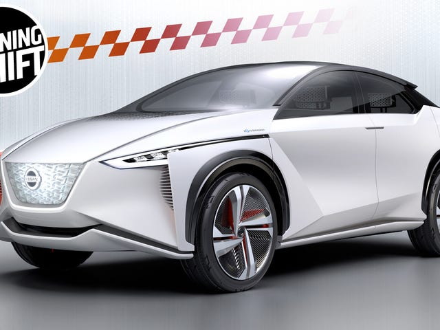 How Nissan Plans To Go All-In On Electric Vehicles