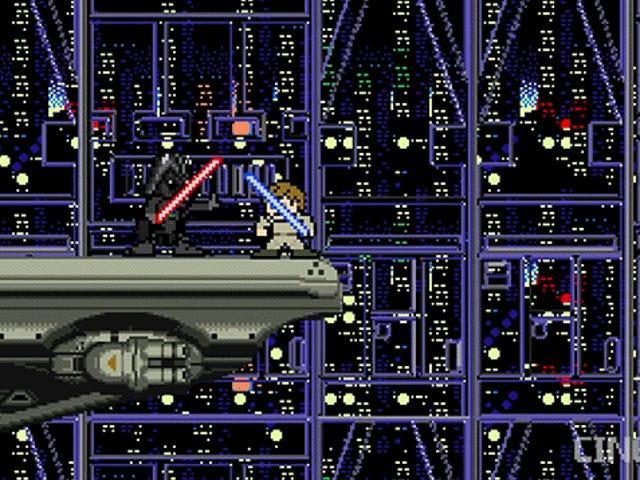 Phiên bản 8 bit này của Bộ ba <i>Star Wars</i> ban đầu tốt hơn so với các phần trước