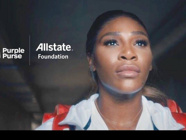 Tất cả các hành vi lạm dụng đều không thể nhìn thấy: Serena Williams Chống lại sự lạm dụng tài chính với Dự án Ví tím