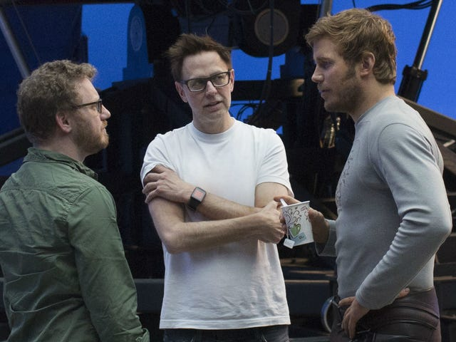 Marvel May Use James Gunn's Script for Guardians of the Galaxy Vol. 3 After All