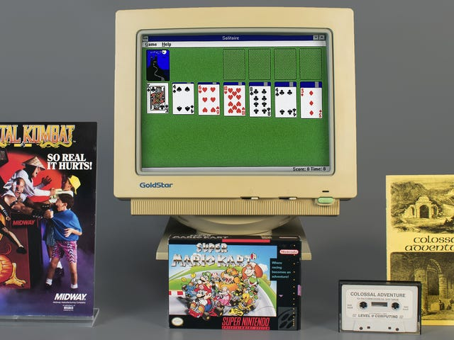 Microsoft's Solitaire Is Finally Getting Honored in the Video Game Hall of Fame