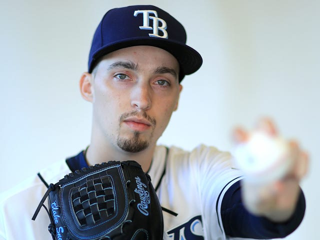 Rays Bravely Decide To Pay Blake Snell More Than The League Minimum