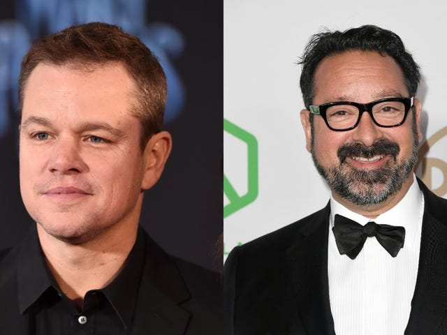 Matt Damon to play a different kind of dirty cop in James Mangold's The Force