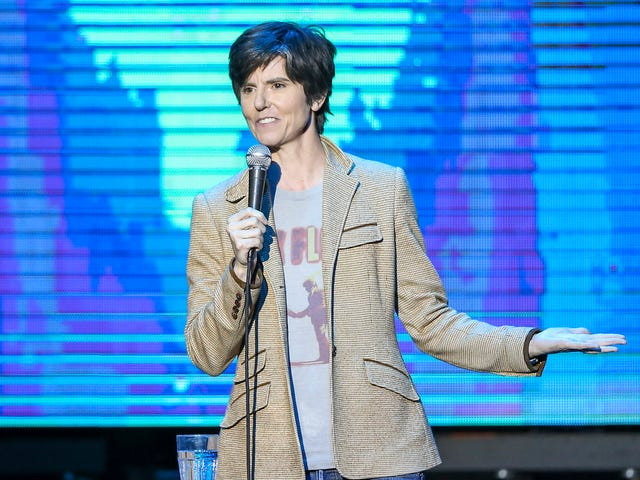Tig Notaro Says Louis C.K. Has 'Never Been Involved' With Her Amazon Show