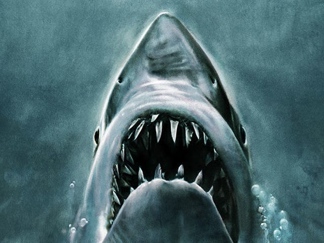 The Original Jaws Poster Is Getting the Limited Edition Version It Rightfully Deserves