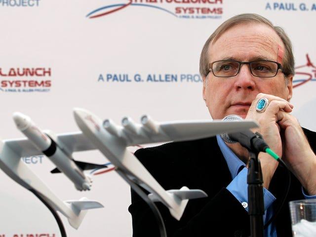 Muere Paul Allen, cofundador de Microsoft y uno de los responsables del avión más grande del mundo