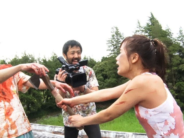 With No U.S. Release Planned, Japanese Zombie Comedy One Cut Of the Dead Heads Toward a Remake
