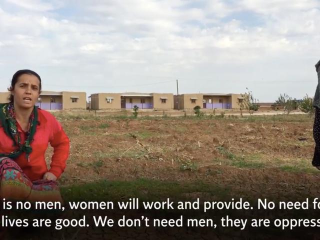 Kvinner i Syria har laget en feministisk kommune fri for patriarki og kapitalisme