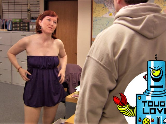How to Handle a Coworker Who Dresses Inappropriately