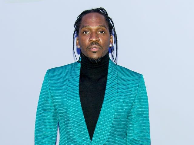 Kanye bytte Pusha-Ts albumkåpa till ett foto av Whitney Houstons badrum