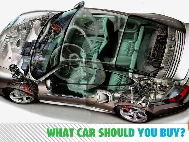 I Need To Buy A Sports Car Now, Because I May Not Be Able To Later! What Should I Buy?