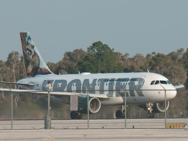 Book a Frontier Airlines Ticket Right Now for $25