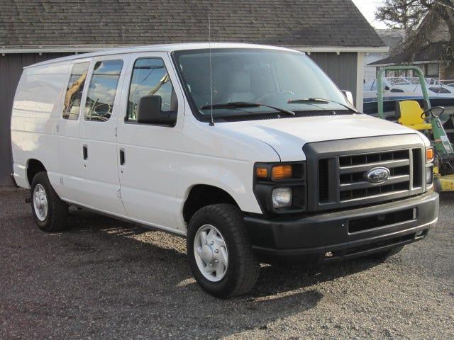 First Gear- PennDOT Van
