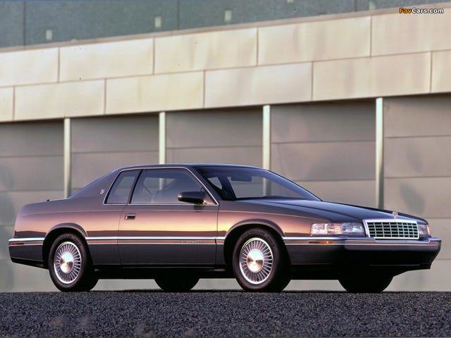 O último Eldorado era uma janela para o futuro brilhante da Caddy e a excelência