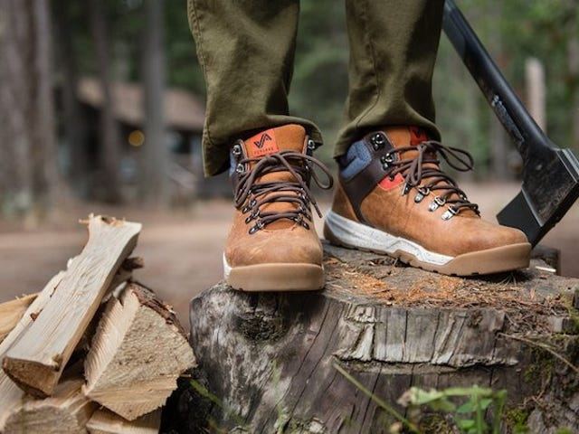Forsake is Breaking Down the Barrier Between Sneakers and Hiking Boots [Updated]