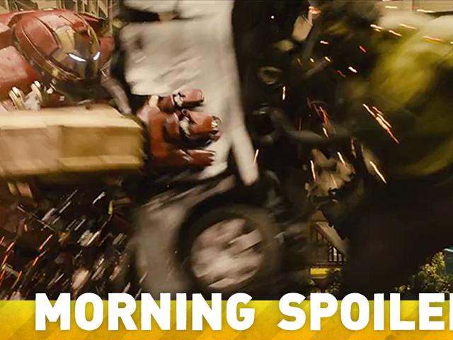 Tout ce que vous devez savoir sur la grande bagarre de Hulk dans <i>Avengers 2</i> !