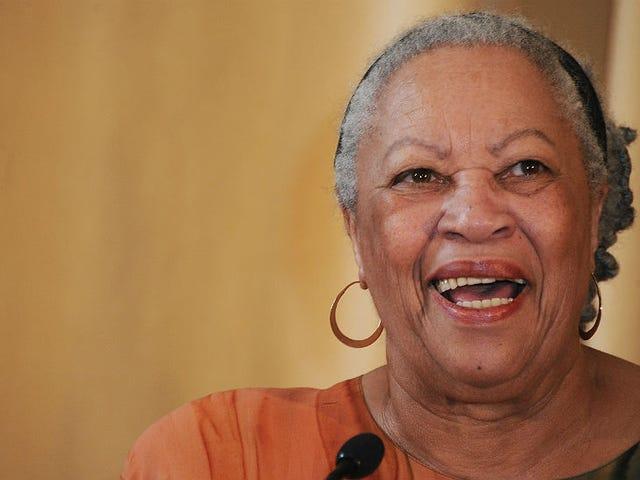 托尼·莫里森(Toni Morrison)的收件箱中有肯德里克·拉马尔(Kendrick Lamar)的歌