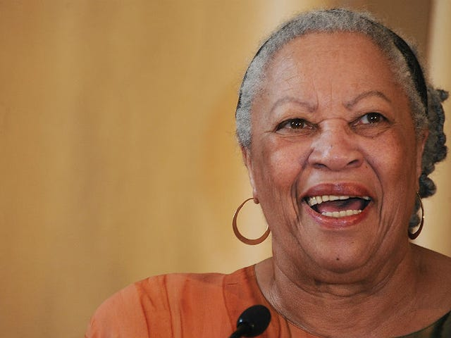 Toni Morrison har Kendrick Lamar Songs i innboksen