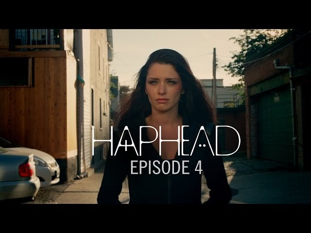 In the New Episode of Haphead, Things Get Really Dark