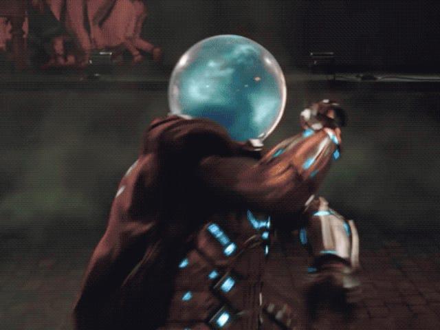 मिस्टीरियो की उत्पत्ति स्पाइडर मैन में बहुत अलग होने जा रही थी: घर से दूर
