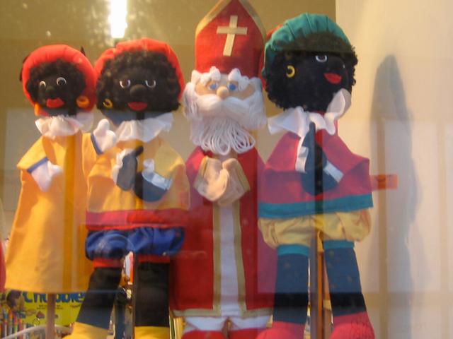 Zwarte Piet and My Run-In With Blackface