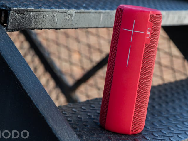 The Best Supersized Bluetooth Speaker Just Got a Supersized Discount