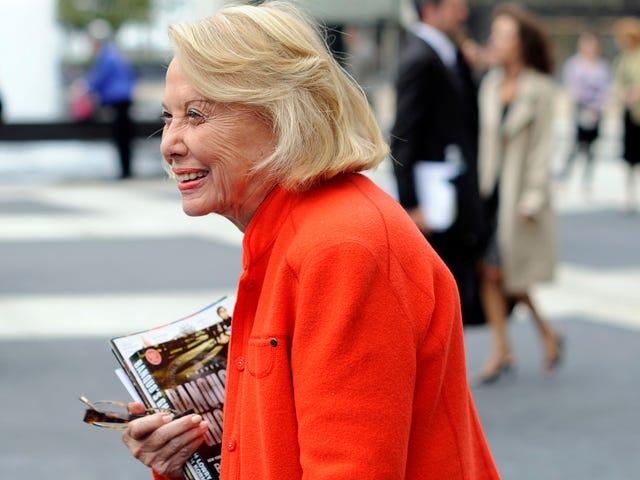 Iconic New York Gossip Columnist Liz Smith Dies at 94