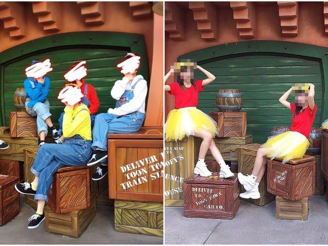 Instagram Manners And Tokyo Disneyland