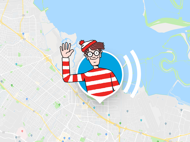 Use Google Maps to Find Waldo This Week