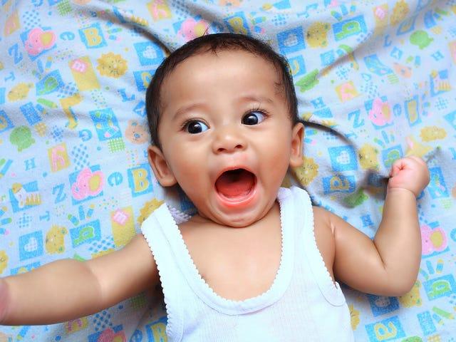 Yapışkan Bebek Tutarken Yapabileceğiniz Egzersizler
