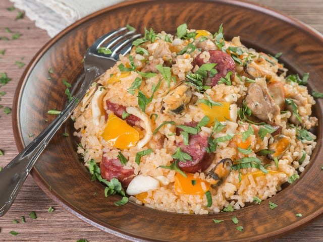 Jambalaya tips, tricks, and secrets from the New Orleans food authority
