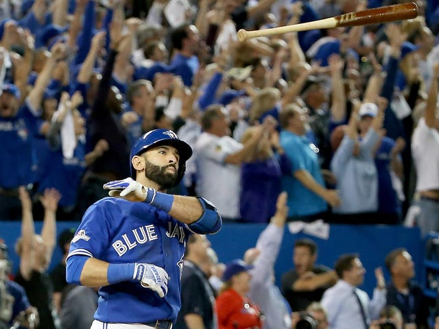 """José Bautista Reaches """"Playing Third Base For The Braves In The Minors"""" Stage Of His Career"""