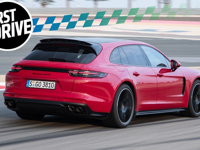 2019 Porsche Panamera GTS: The Grocery Getter That Will Do Hot Laps All Day