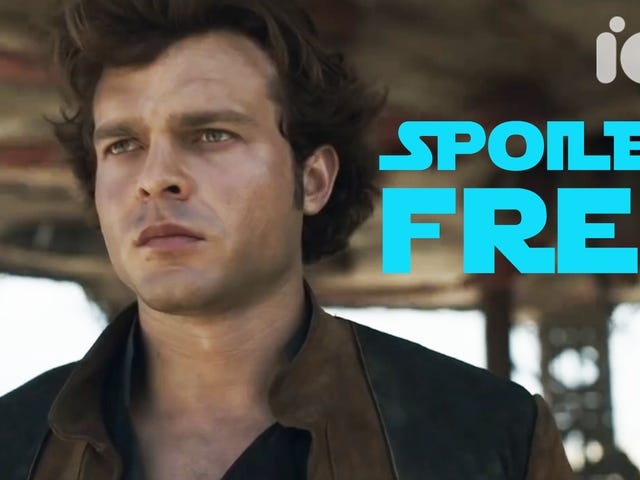 Watch Our Spoiler-Free Solo: A Star Wars Story Video Review