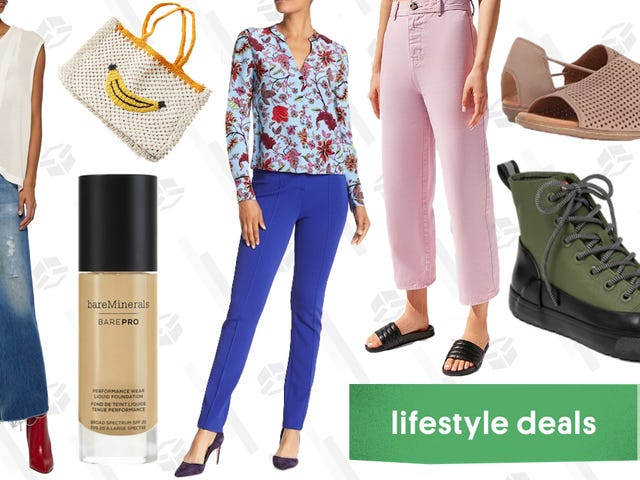 Monday's Best Lifestyle Deals: Zappos, Urban Outfitters, The Outnet, Backcountry, and More