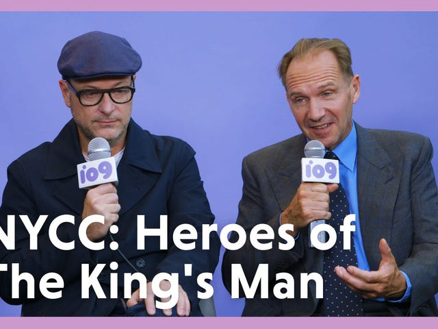 The King's Man's Matthew Vaughn and Ralph Fiennes on Keeping Superheroes Human