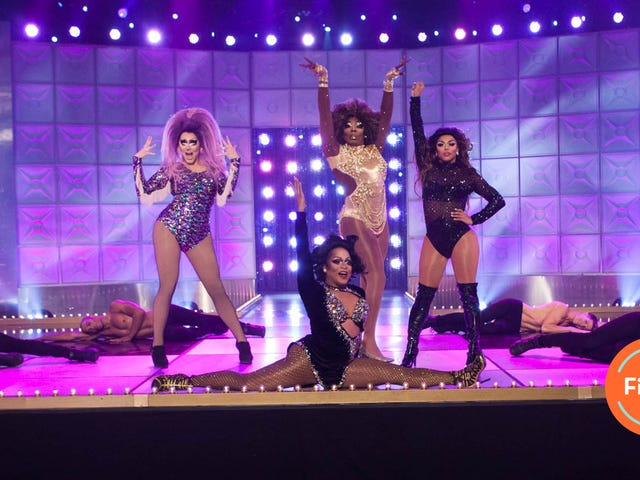 A mediocre season of RuPaul's Drag Race All Stars ends with a robbery